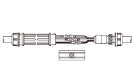 接続ガイド付属3線式タイプ